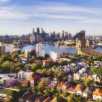 Sydney lockdown property market